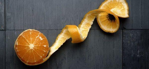 Кожура от апельсина способна спасать от раковых заболеваний